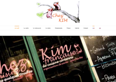 Chez KIM – restaurant Paris 17