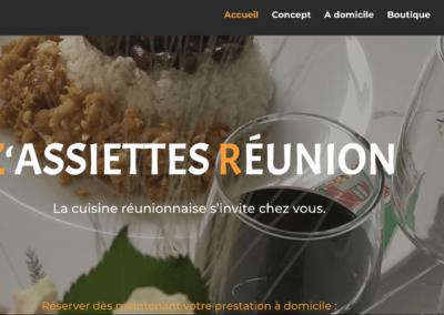 Z'assiettes Réunion